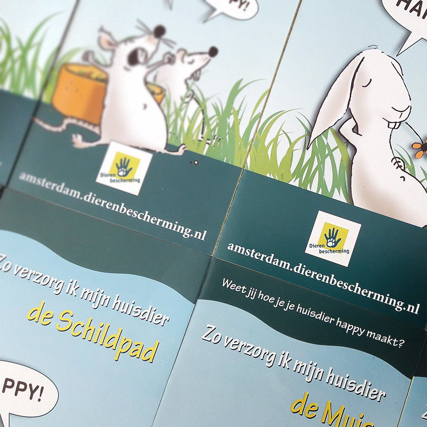 Dierenbescherming-folders-HAPPY