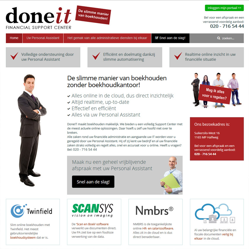Doneit-financieel-support-centre